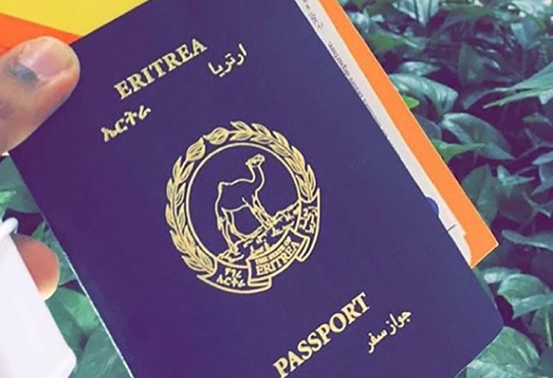 Vietnam visa for citizens of Eritrea