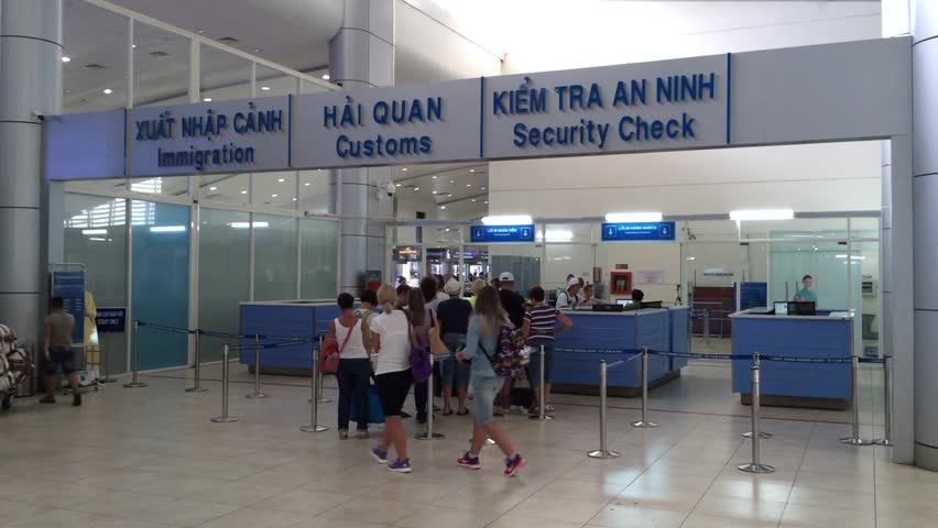 In the Cam Ranh International airport (in Nha Trang city), you will see Immigration office which will issue your visa on arrival.