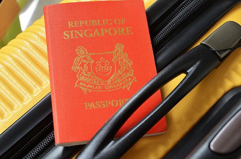 Vietnam visa for Singaporean passport holder